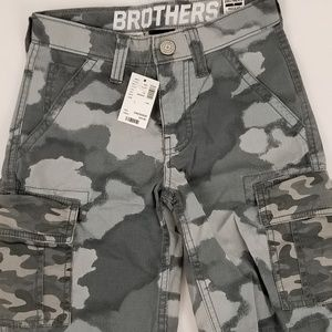 NWT BOY'S BROTHERS SHORTS SZ 7